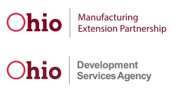 Ohio MEP and Development Services Agency logos